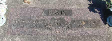 DAVIS, VEVA AMERICA - Polk County, Oregon | VEVA AMERICA DAVIS - Oregon Gravestone Photos