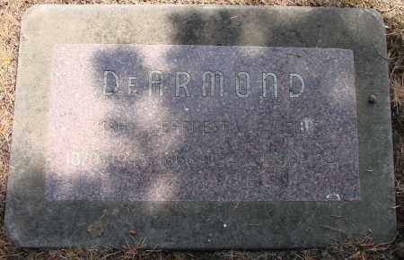 DEARMOND, LEWIS - Polk County, Oregon | LEWIS DEARMOND - Oregon Gravestone Photos