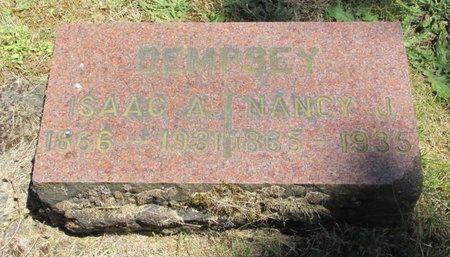 DEMPSEY, NANCY JANE - Polk County, Oregon | NANCY JANE DEMPSEY - Oregon Gravestone Photos