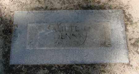 DENNY, SAMUEL C - Polk County, Oregon   SAMUEL C DENNY - Oregon Gravestone Photos