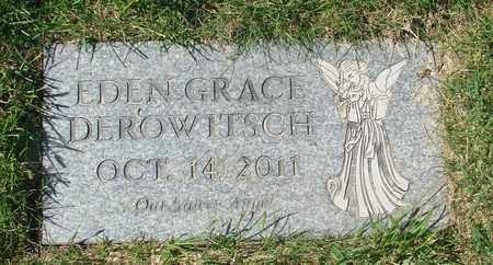 DEROWITSCH, EDEN GRACE - Polk County, Oregon | EDEN GRACE DEROWITSCH - Oregon Gravestone Photos
