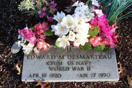 DESMARTEAU, EDWARD M - Polk County, Oregon   EDWARD M DESMARTEAU - Oregon Gravestone Photos