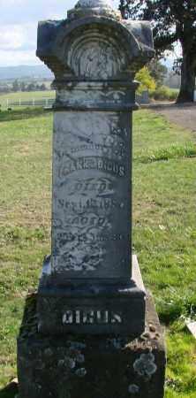 DICUS, FRANK - Polk County, Oregon   FRANK DICUS - Oregon Gravestone Photos