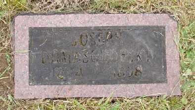 DOMASCHOFSKY, JOSEPH - Polk County, Oregon | JOSEPH DOMASCHOFSKY - Oregon Gravestone Photos
