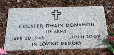 DONAHOU, CHESTER DWAIN - Polk County, Oregon | CHESTER DWAIN DONAHOU - Oregon Gravestone Photos