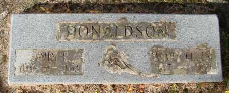 DONALDSON, MARY ELLEN - Polk County, Oregon | MARY ELLEN DONALDSON - Oregon Gravestone Photos