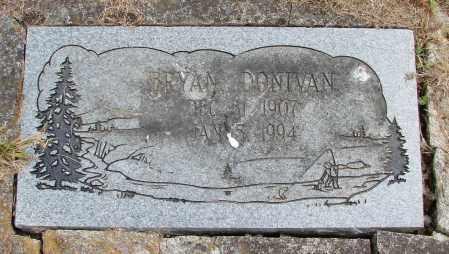 DONIVAN, BRYAN - Polk County, Oregon   BRYAN DONIVAN - Oregon Gravestone Photos