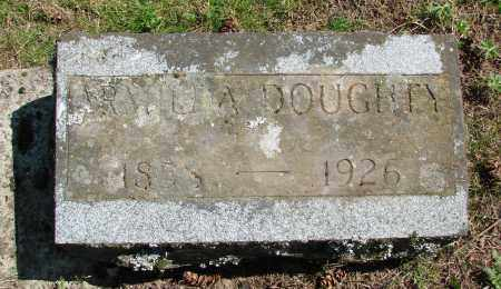 DOUGHTY, ARMILDA - Polk County, Oregon | ARMILDA DOUGHTY - Oregon Gravestone Photos