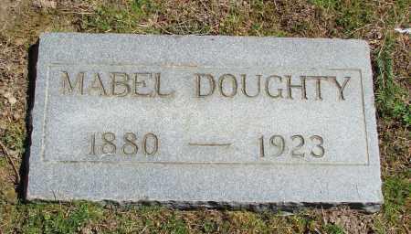 DOUGHTY, MABEL - Polk County, Oregon | MABEL DOUGHTY - Oregon Gravestone Photos