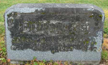 DOUGLASS, JESSIE B - Polk County, Oregon | JESSIE B DOUGLASS - Oregon Gravestone Photos