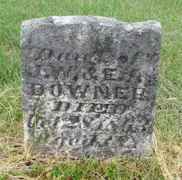 DOWNER, DAUGHTER - Polk County, Oregon   DAUGHTER DOWNER - Oregon Gravestone Photos
