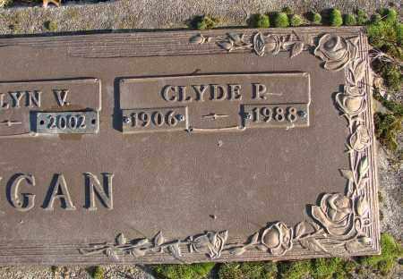 DUNGAN, CLYDE P - Polk County, Oregon   CLYDE P DUNGAN - Oregon Gravestone Photos