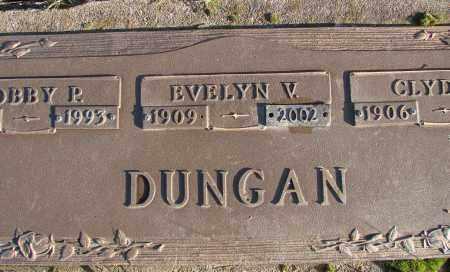 DUNGAN, EVELYN V - Polk County, Oregon   EVELYN V DUNGAN - Oregon Gravestone Photos
