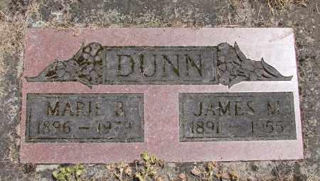 DUNN, JAMES M - Polk County, Oregon | JAMES M DUNN - Oregon Gravestone Photos