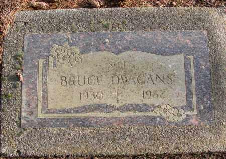 DWIGANS, BRUCE - Polk County, Oregon | BRUCE DWIGANS - Oregon Gravestone Photos