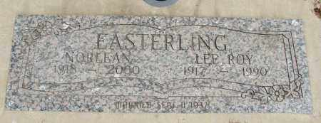 EASTERLING, LEE ROY - Polk County, Oregon | LEE ROY EASTERLING - Oregon Gravestone Photos