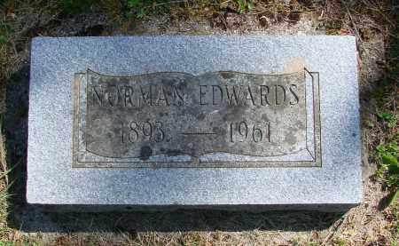 EDWARDS, OWEN NORMAN - Polk County, Oregon | OWEN NORMAN EDWARDS - Oregon Gravestone Photos