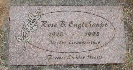 ENGLEHAUPT, ROSE B - Polk County, Oregon   ROSE B ENGLEHAUPT - Oregon Gravestone Photos