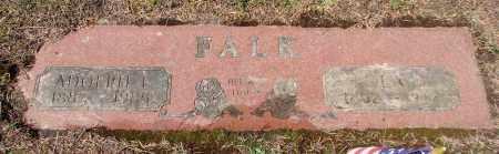FALK, ADOLPH LEO - Polk County, Oregon | ADOLPH LEO FALK - Oregon Gravestone Photos