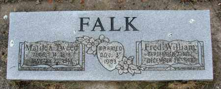 TWEED FALK, MATILDA - Polk County, Oregon | MATILDA TWEED FALK - Oregon Gravestone Photos