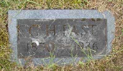 FAST, C H - Polk County, Oregon | C H FAST - Oregon Gravestone Photos