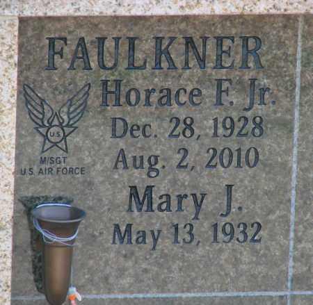 FAULKNER, HORACE FRANKLIN JR - Polk County, Oregon   HORACE FRANKLIN JR FAULKNER - Oregon Gravestone Photos