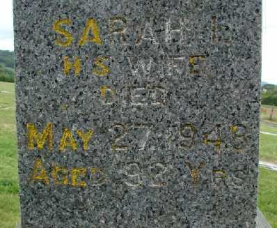 FAWK, SARAH E - Polk County, Oregon | SARAH E FAWK - Oregon Gravestone Photos