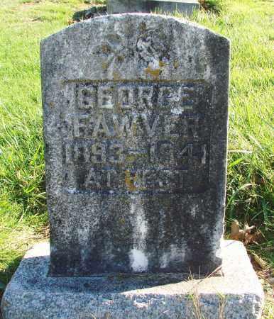 FAWVER, GEORGE - Polk County, Oregon | GEORGE FAWVER - Oregon Gravestone Photos