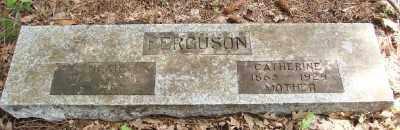 FERGUSON, CATHERINE - Polk County, Oregon | CATHERINE FERGUSON - Oregon Gravestone Photos