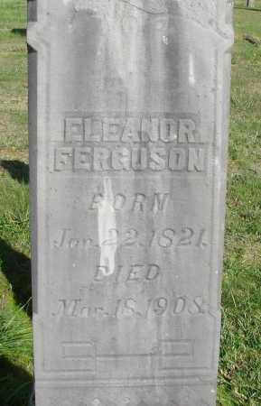 FERGUSON, ELEANOR - Polk County, Oregon | ELEANOR FERGUSON - Oregon Gravestone Photos