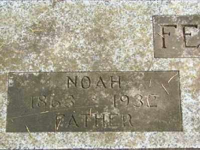 FERGUSON, NOAH - Polk County, Oregon   NOAH FERGUSON - Oregon Gravestone Photos