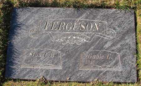 FERGUSON, GAYLE G - Polk County, Oregon   GAYLE G FERGUSON - Oregon Gravestone Photos