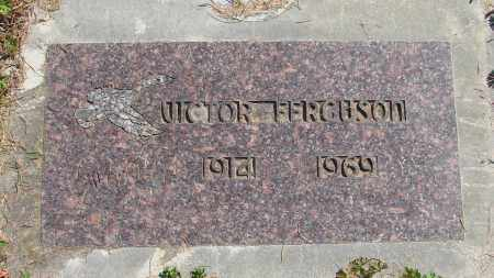 FERGUSON, VICTOR - Polk County, Oregon | VICTOR FERGUSON - Oregon Gravestone Photos