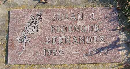 RIDENOUR, SUSAN J - Polk County, Oregon   SUSAN J RIDENOUR - Oregon Gravestone Photos