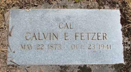 FETZER, CALVIN E - Polk County, Oregon   CALVIN E FETZER - Oregon Gravestone Photos