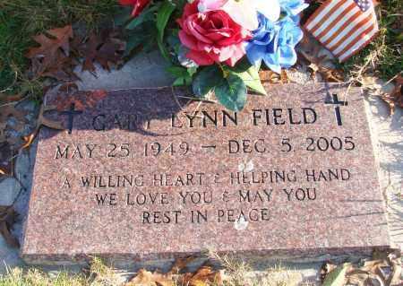 FIELD, GARY LYNN - Polk County, Oregon   GARY LYNN FIELD - Oregon Gravestone Photos