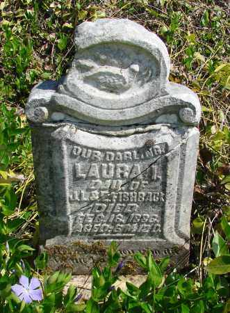 FISHBACK, LAURA I - Polk County, Oregon | LAURA I FISHBACK - Oregon Gravestone Photos