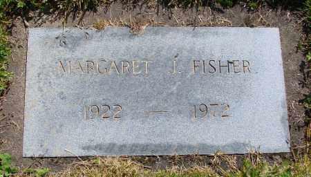 FISHER, MARGARET J - Polk County, Oregon | MARGARET J FISHER - Oregon Gravestone Photos