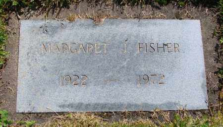 FISHER, MARGARET J - Polk County, Oregon   MARGARET J FISHER - Oregon Gravestone Photos