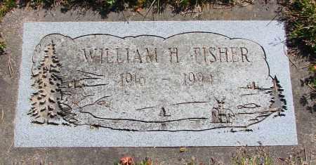 FISHER, WILLIAM H - Polk County, Oregon | WILLIAM H FISHER - Oregon Gravestone Photos