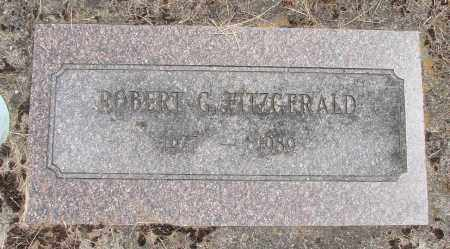 FITZGERALD, ROBERT G - Polk County, Oregon | ROBERT G FITZGERALD - Oregon Gravestone Photos