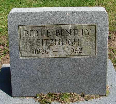 FITZHUGH, BERTIE - Polk County, Oregon | BERTIE FITZHUGH - Oregon Gravestone Photos
