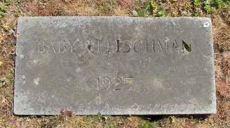 FLEISCHMAN, BABY - Polk County, Oregon | BABY FLEISCHMAN - Oregon Gravestone Photos