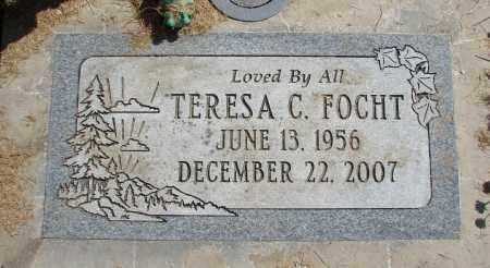 FOCHT, TERESA C - Polk County, Oregon | TERESA C FOCHT - Oregon Gravestone Photos
