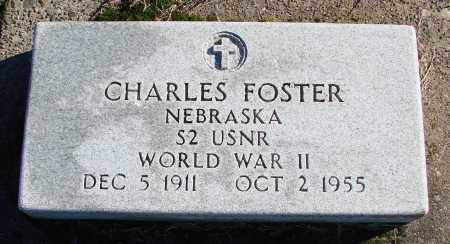 FOSTER (WWII), CHARLES - Polk County, Oregon   CHARLES FOSTER (WWII) - Oregon Gravestone Photos