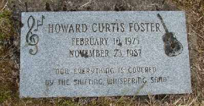 FOSTER, HOWARD CURTIS - Polk County, Oregon | HOWARD CURTIS FOSTER - Oregon Gravestone Photos