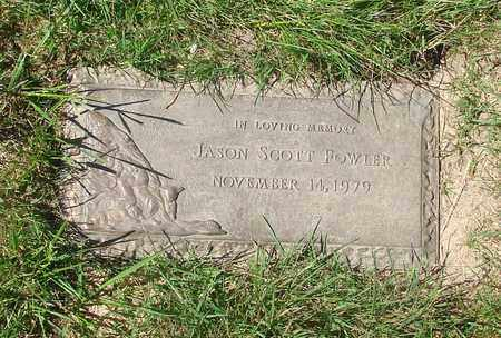 FOWLER, JASON SCOTT - Polk County, Oregon | JASON SCOTT FOWLER - Oregon Gravestone Photos
