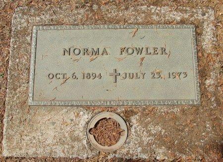 FOWLER, NORMA M - Polk County, Oregon | NORMA M FOWLER - Oregon Gravestone Photos