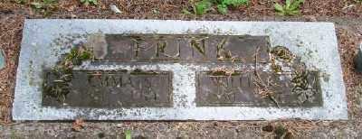 FRINK, EMMA S - Polk County, Oregon | EMMA S FRINK - Oregon Gravestone Photos