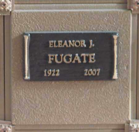 FUGATE, ELEANOR JANETTE - Polk County, Oregon | ELEANOR JANETTE FUGATE - Oregon Gravestone Photos